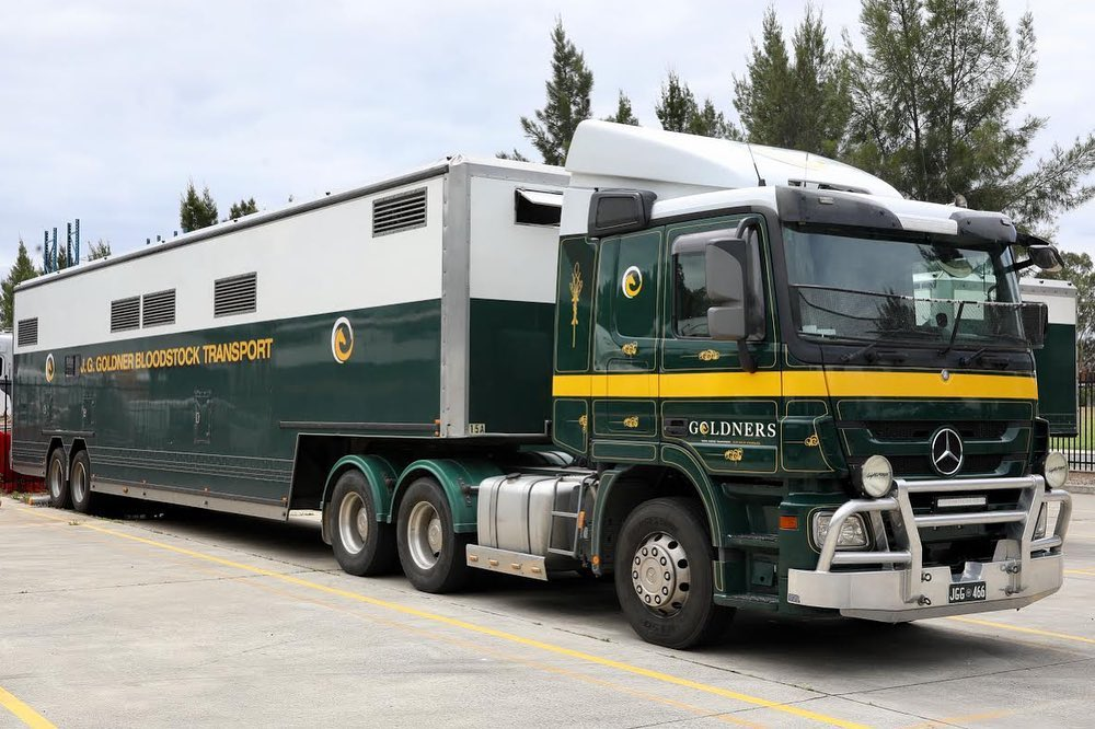 Goldners horse transportation